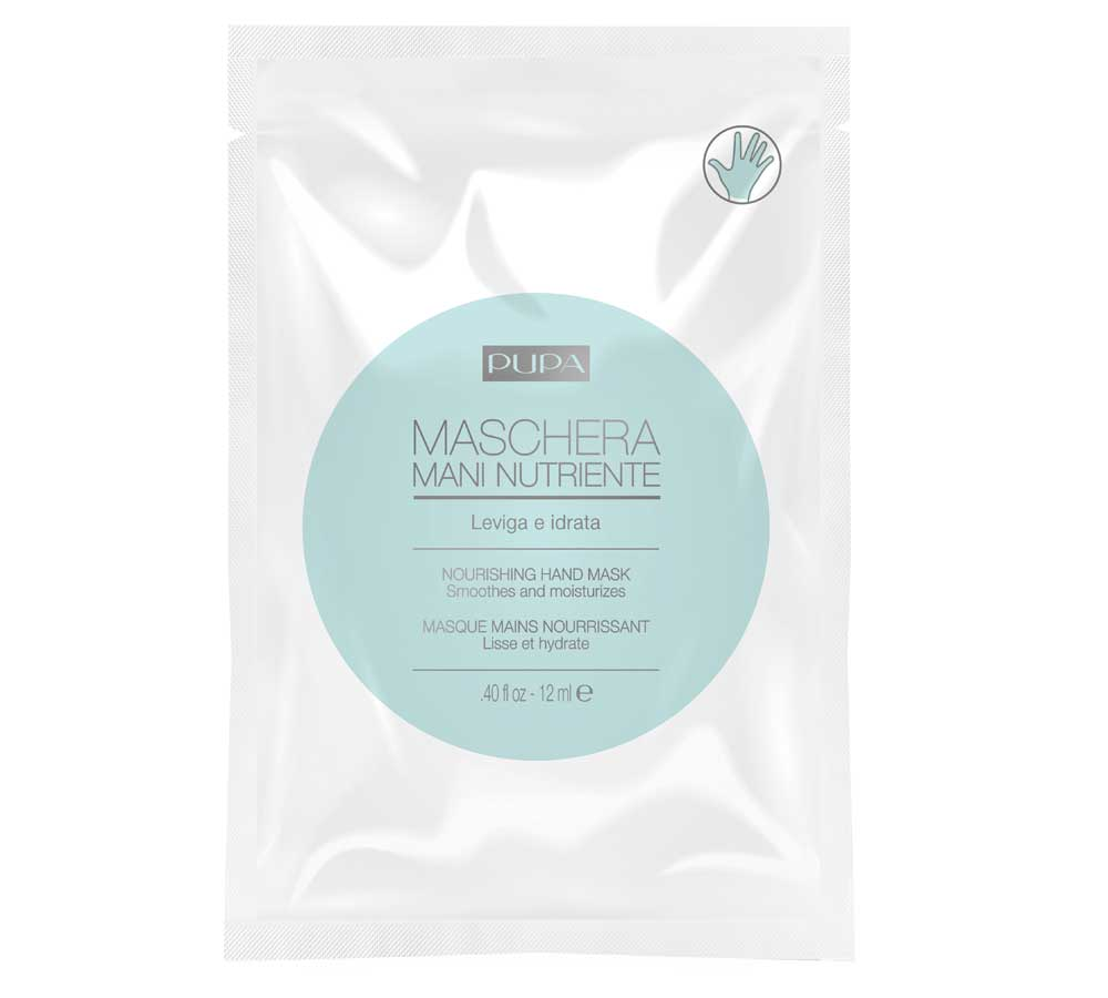 PUPA Nourishing hands mask in fabric