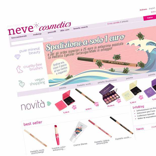 Neve Cosmetics: complimentary Turtle pencil for summer orders!
