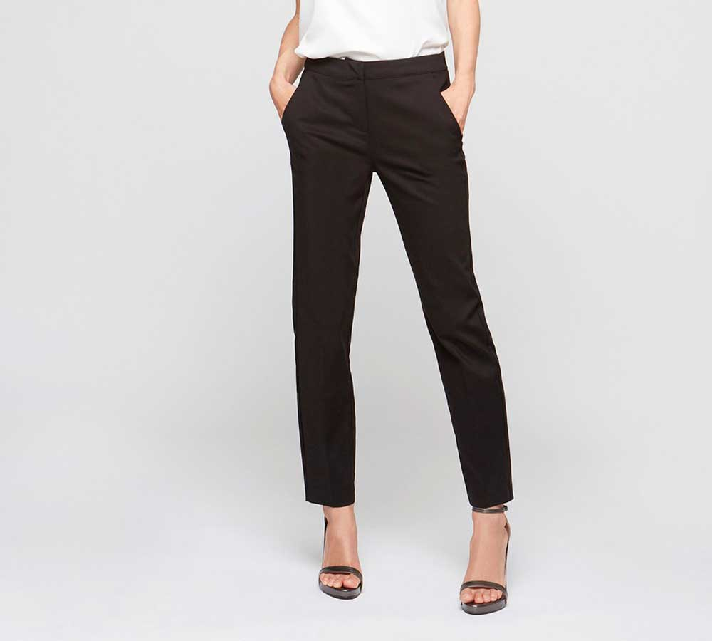 Motivi trousers black