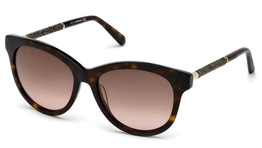 Swarovski Brown sunglasses