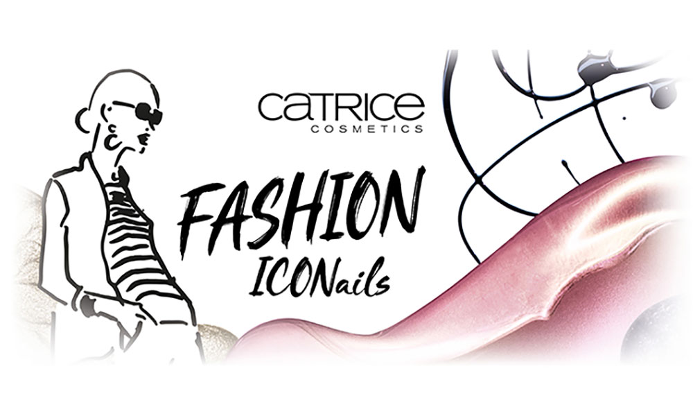 FASHION ICONails Glaze Catrice: Summer 2018 collection