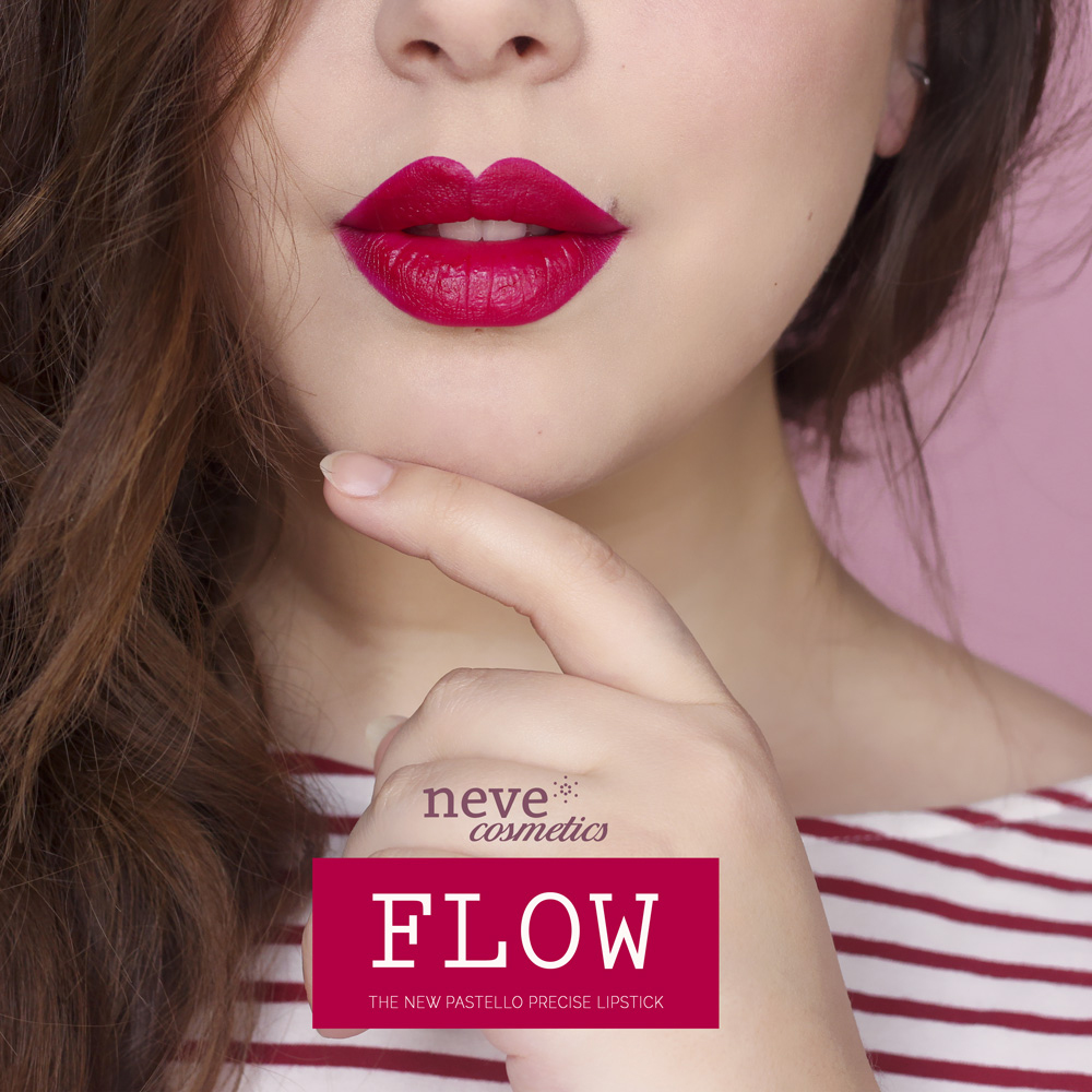 Neve Cosmetics Pastel lips Flow