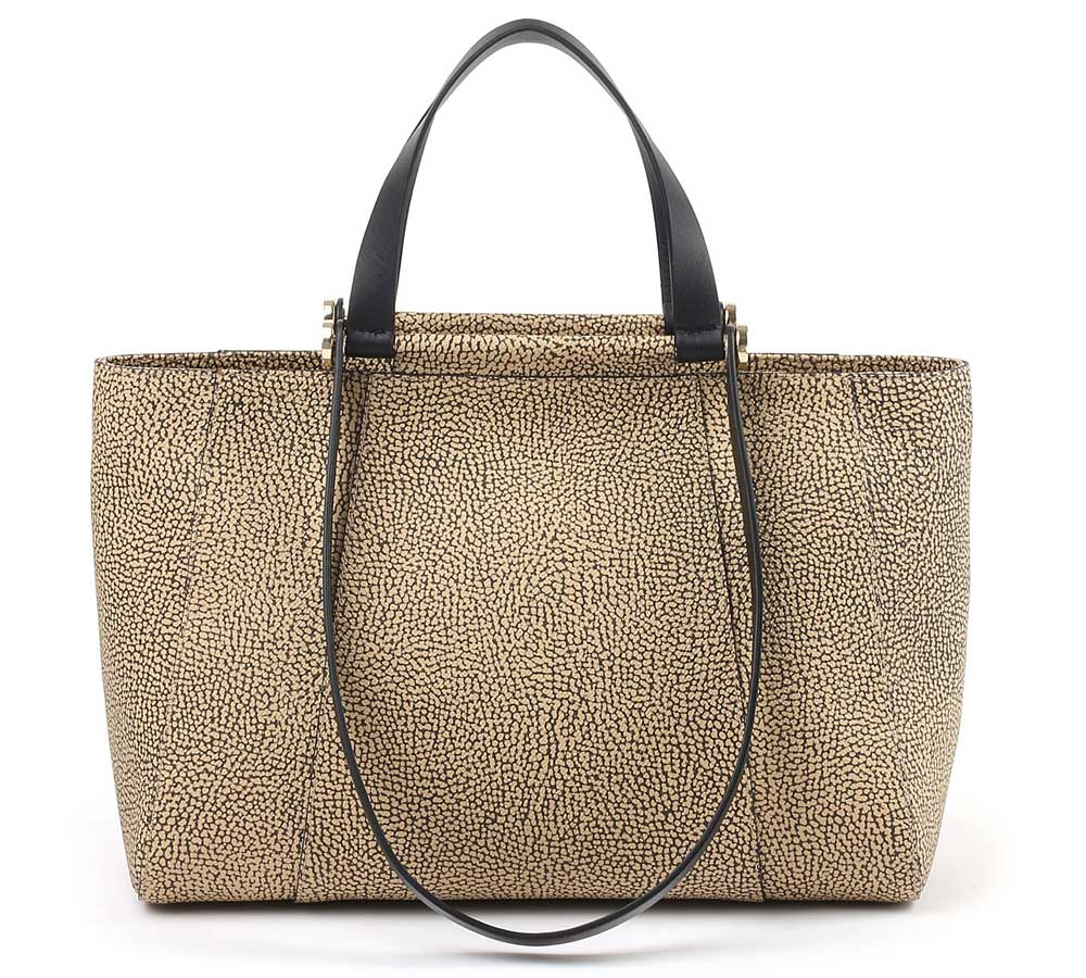 borbonese shopper bag
