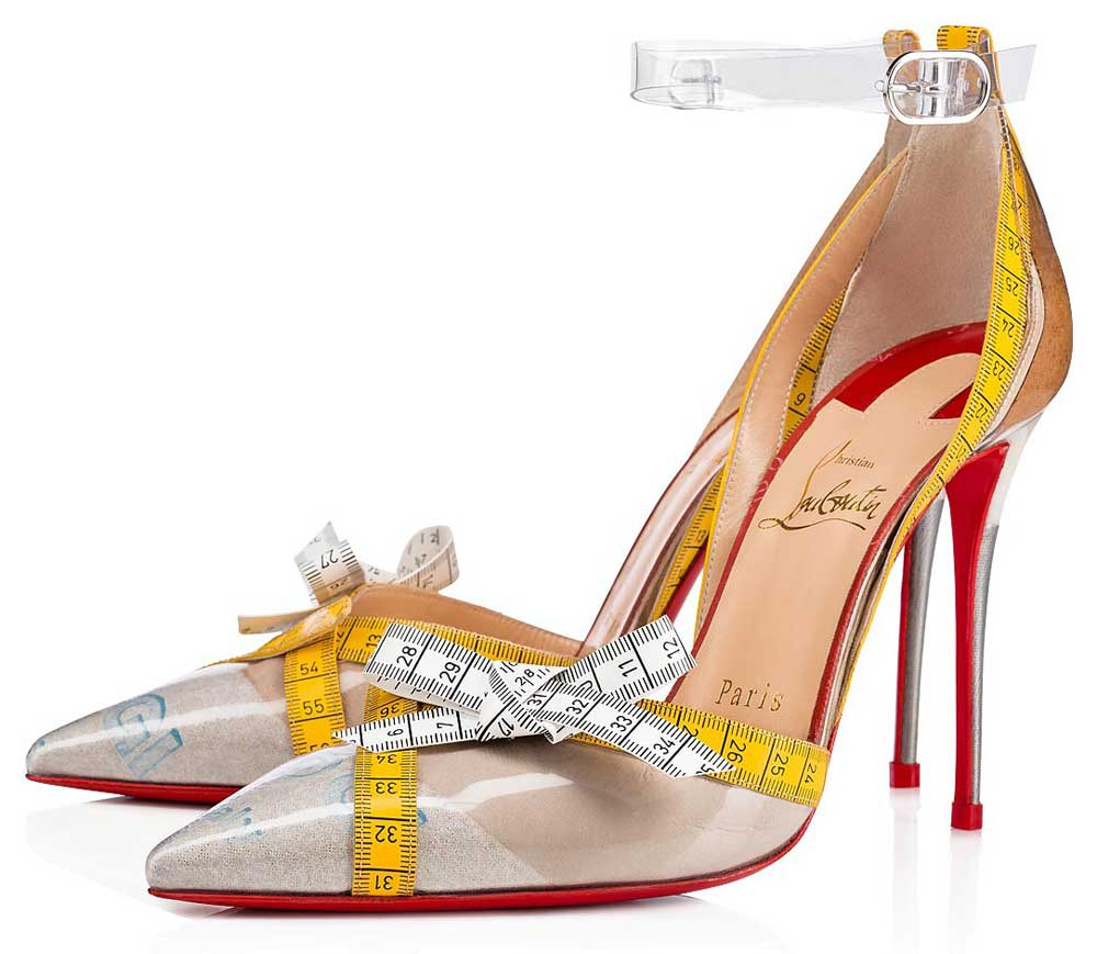 e001024359e Louboutin shoes fall winter 2018 2019  Photos and Prices - Our best ...