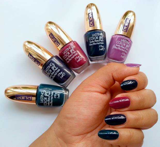 nail art nail polishes pupa paris experience
