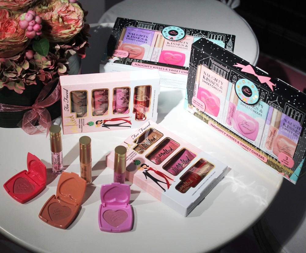 too faced Christmas 2016