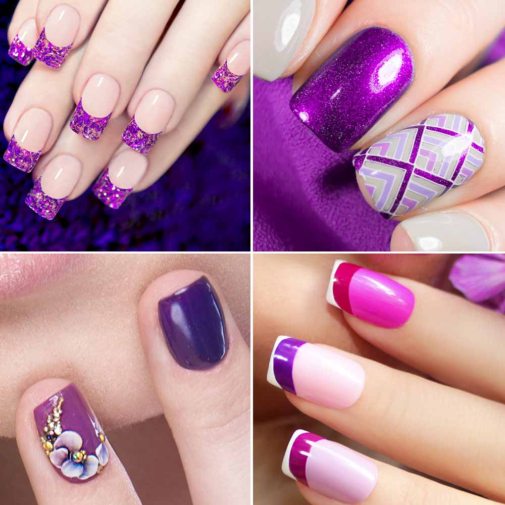 Nail Gel And Nail Art 2018 Trends Original Ideas Our Best Style