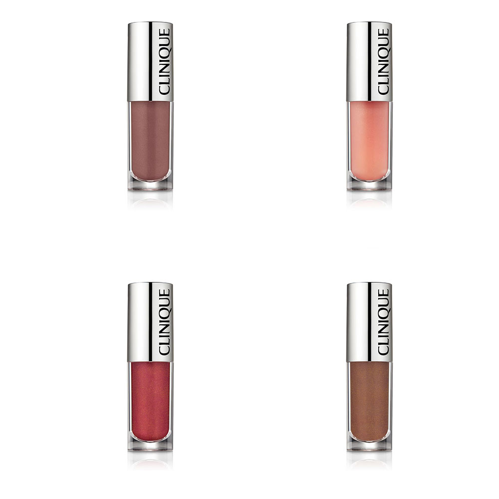 CLINIQUE Pop Splash Lip Gloss: moisturizing lip gloss