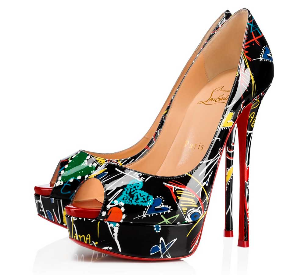 9fb61643449 Louboutin shoes spring summer 2018  Catalog and prices - Our best Style
