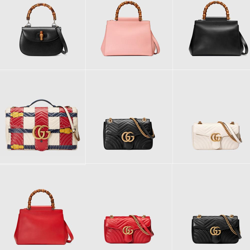 Gucci Bags 2017 spring
