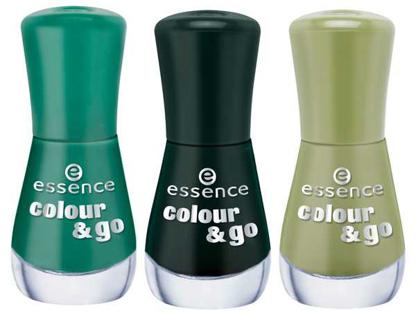 Nail art and enamels Essence autumn winter 2013 2014