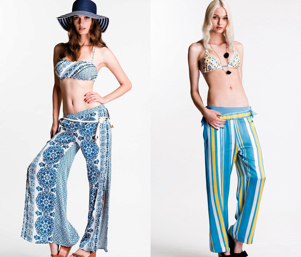 Twin Set trousers summer 2016