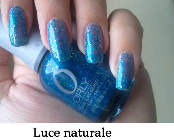 Naughty or Nice Orly Smalti: review