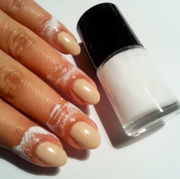 protective gel for homemade cuticles