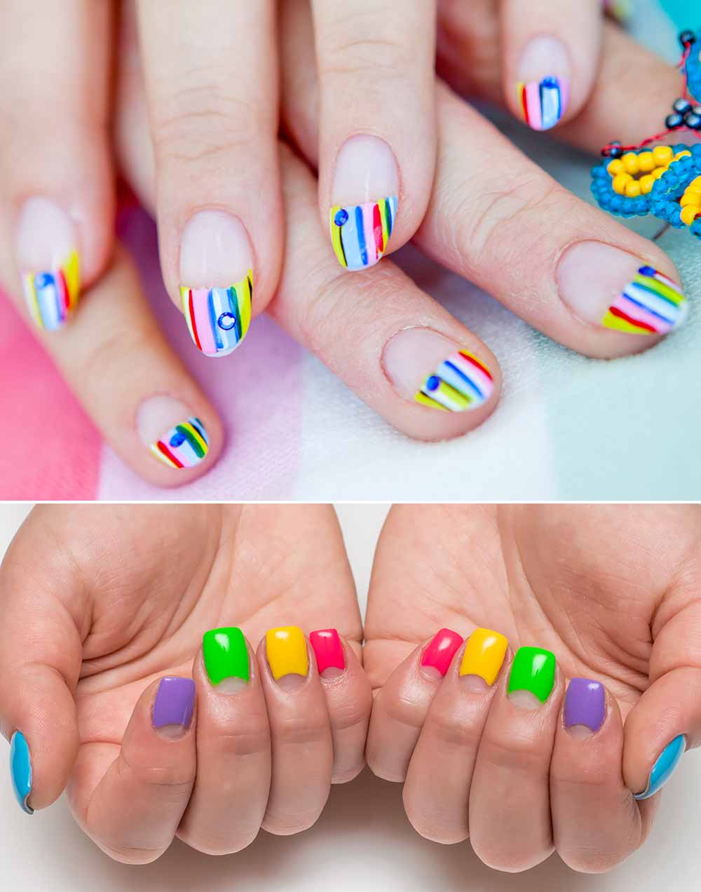 Nail art trends 2018