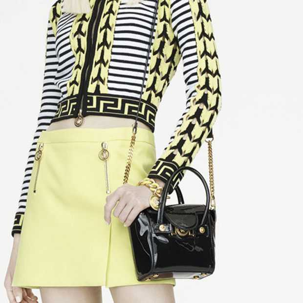 Versace spring summer bags 2015: Resort collection photo