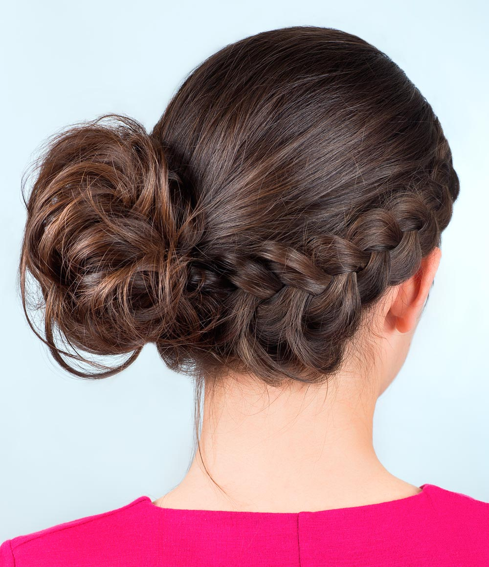 2018 New Year's Hairstyles: Photos and Tutorials with the best looks