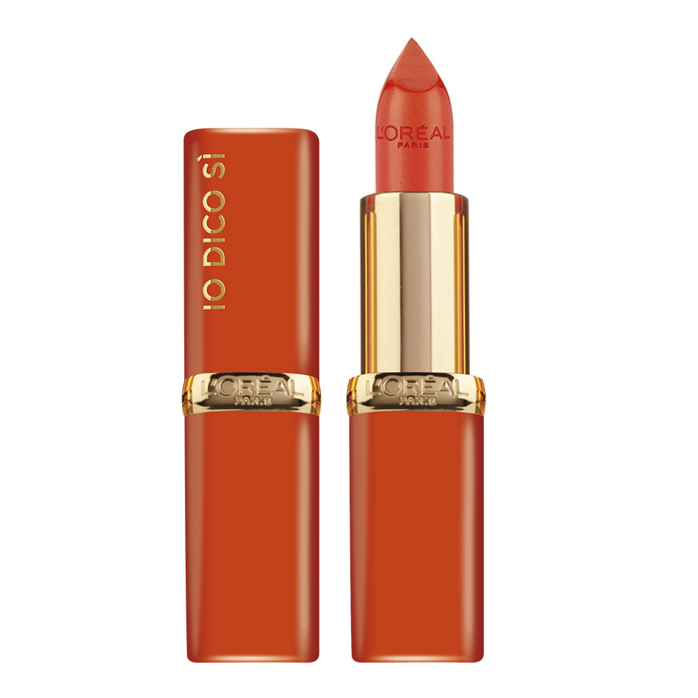 Rossetti L'Oreal lips are made to speak