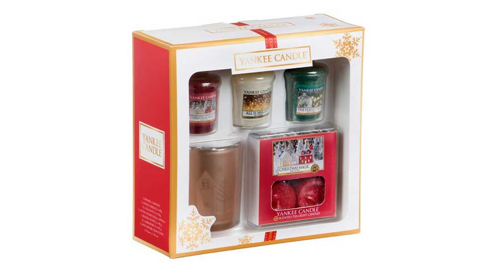 Yankee Candle Christmas 2017: all gift ideas