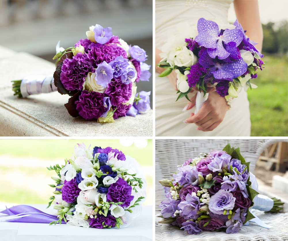 Bouquet Sposa Lilla.Bridal Bouquet 150 Images Of The Most Beautiful Our Best