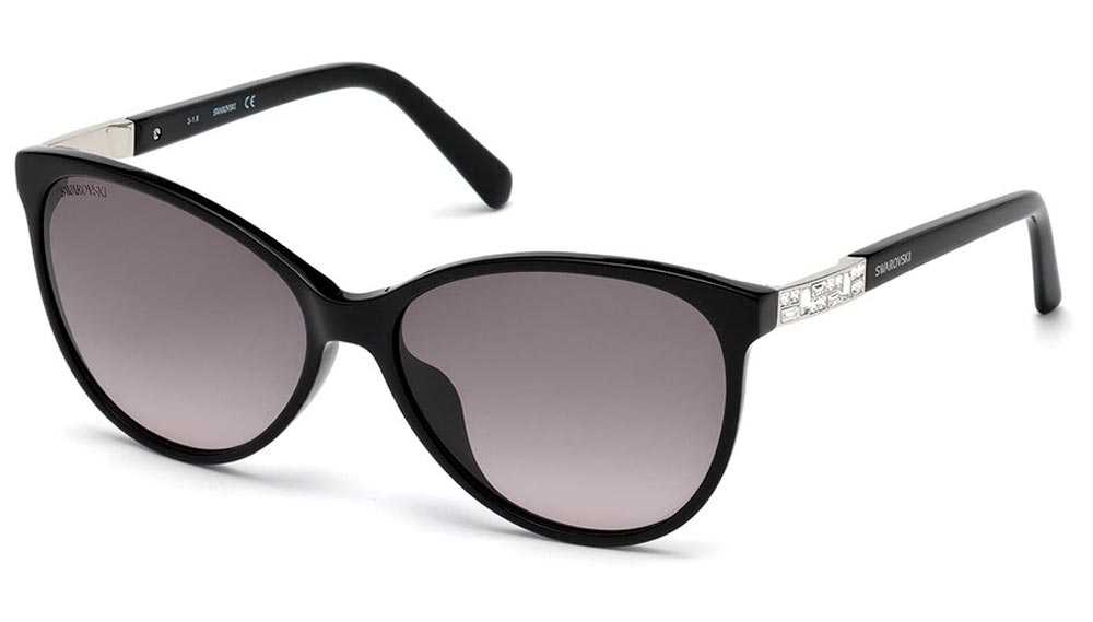 Swarovski glasses with crystals