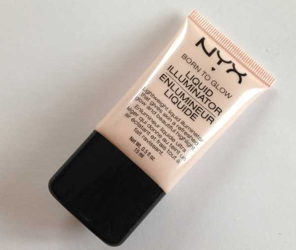 illuminating in nyx cream