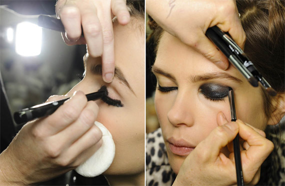 Chanel make up