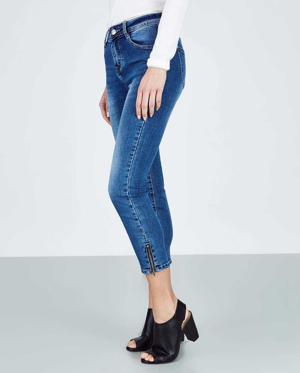 Italy square jeans spring summer 2018