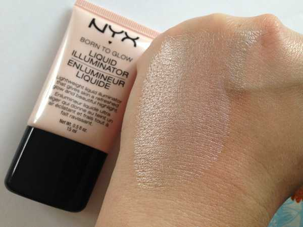 illuminating nyx born to glow