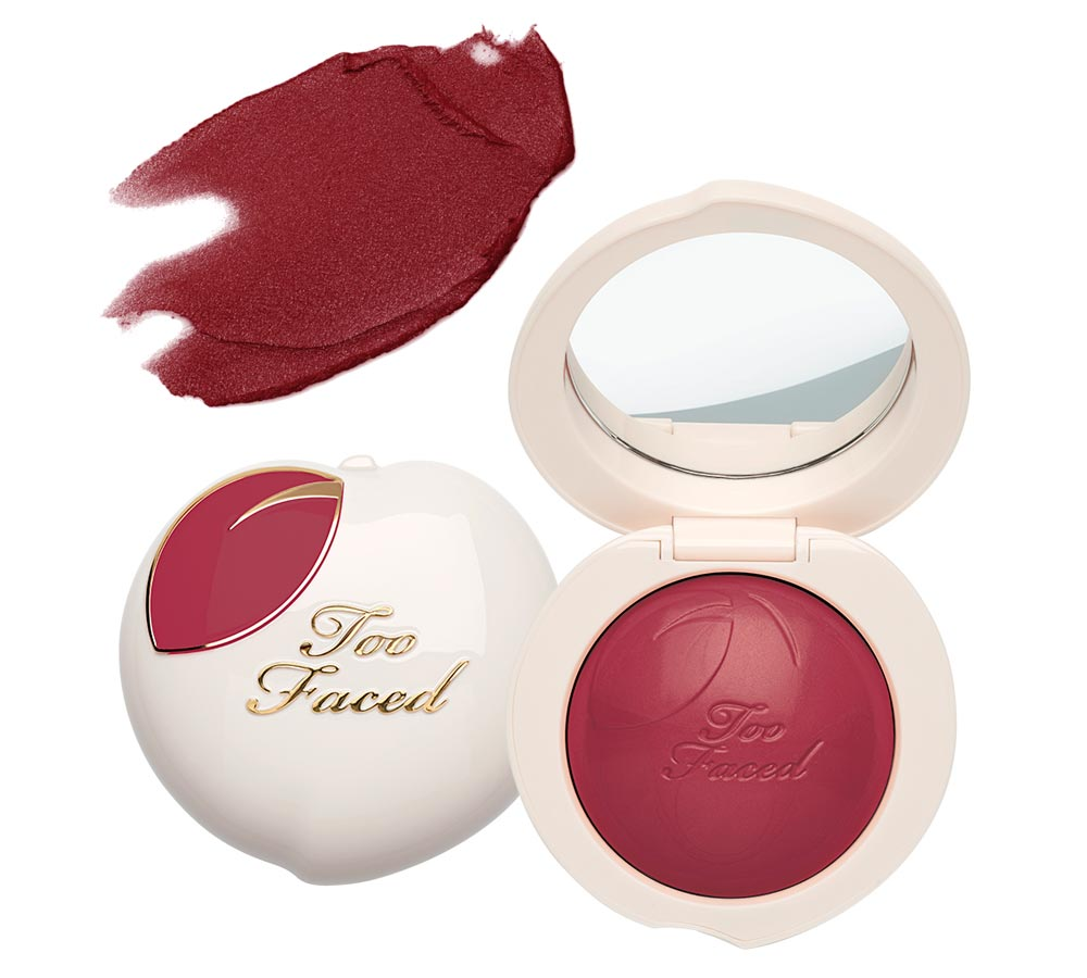 Too Faced Peaches & Cream: entire makeup collection