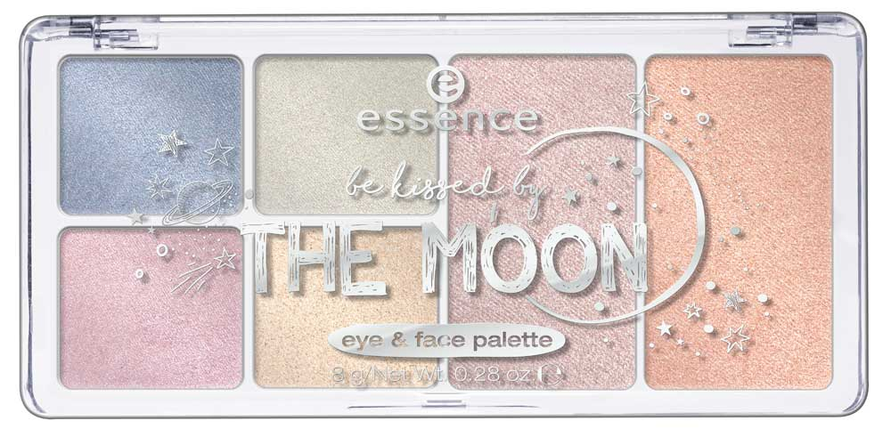 Essence palette be kissed by the moon