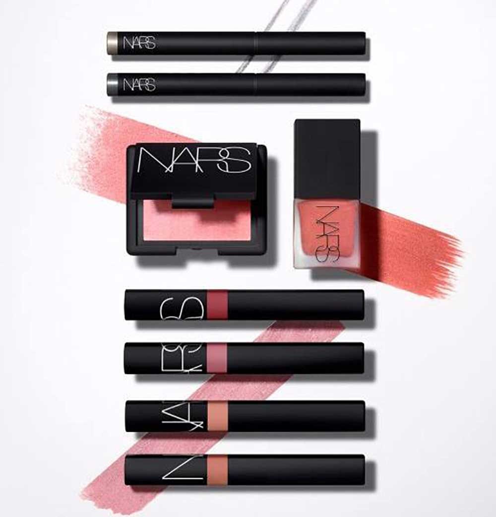 nars color collection 2018