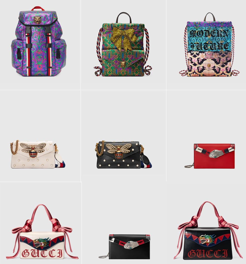 Gucci 2017 bags
