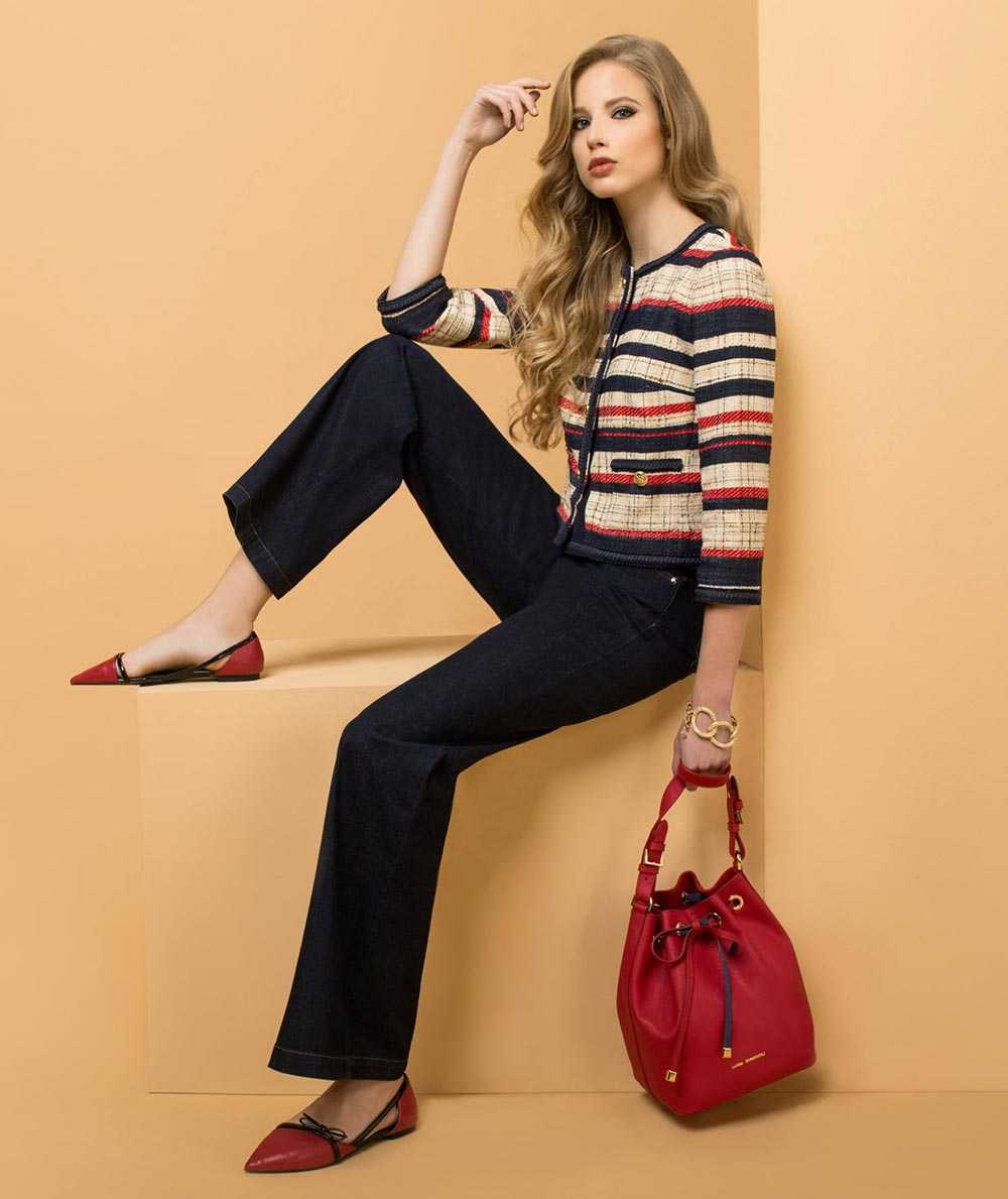 Luisa Spagnoli 2017 bags collection