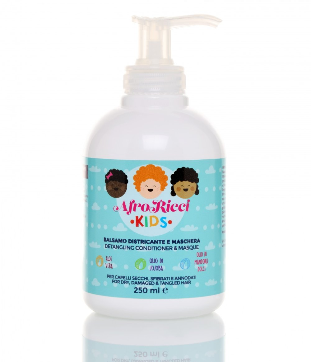 Afro children's hair products
