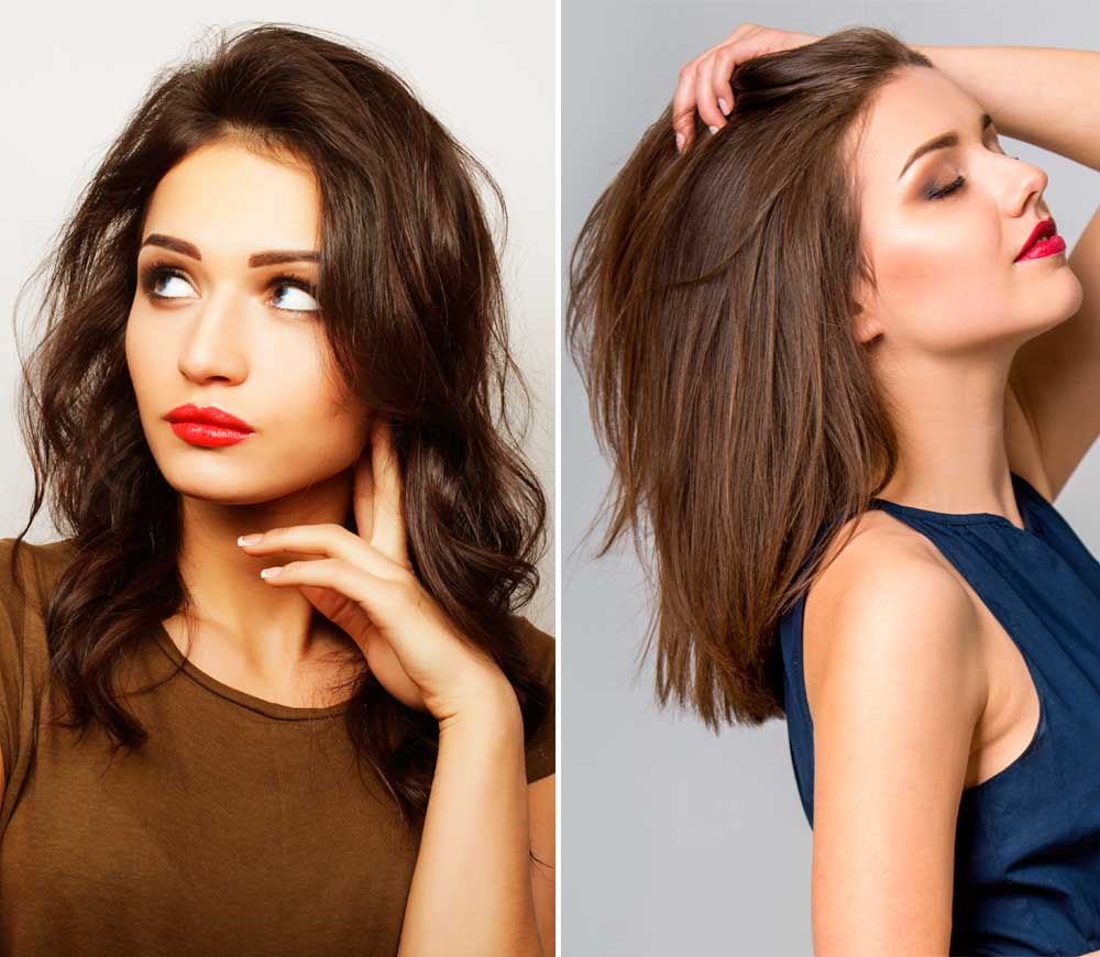 Cut Lob or Long Bob: how it is made and who is fine