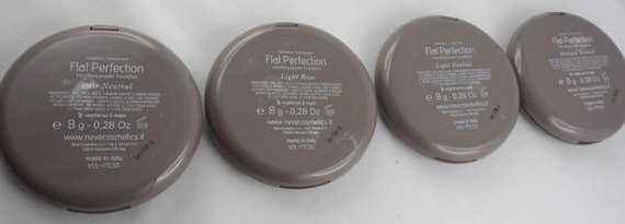 flat perfection compact foundation