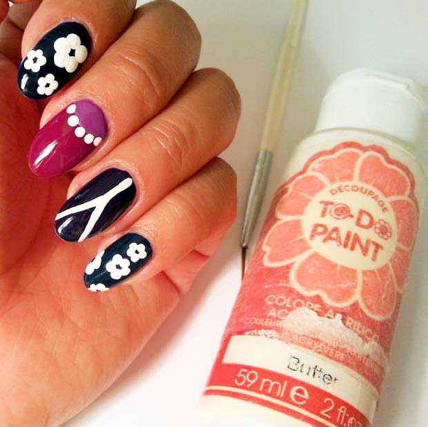 nail art chic paris