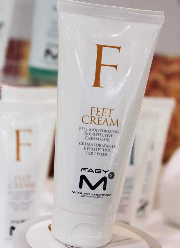 Faby Spa M2 Complex: hand and foot treatments