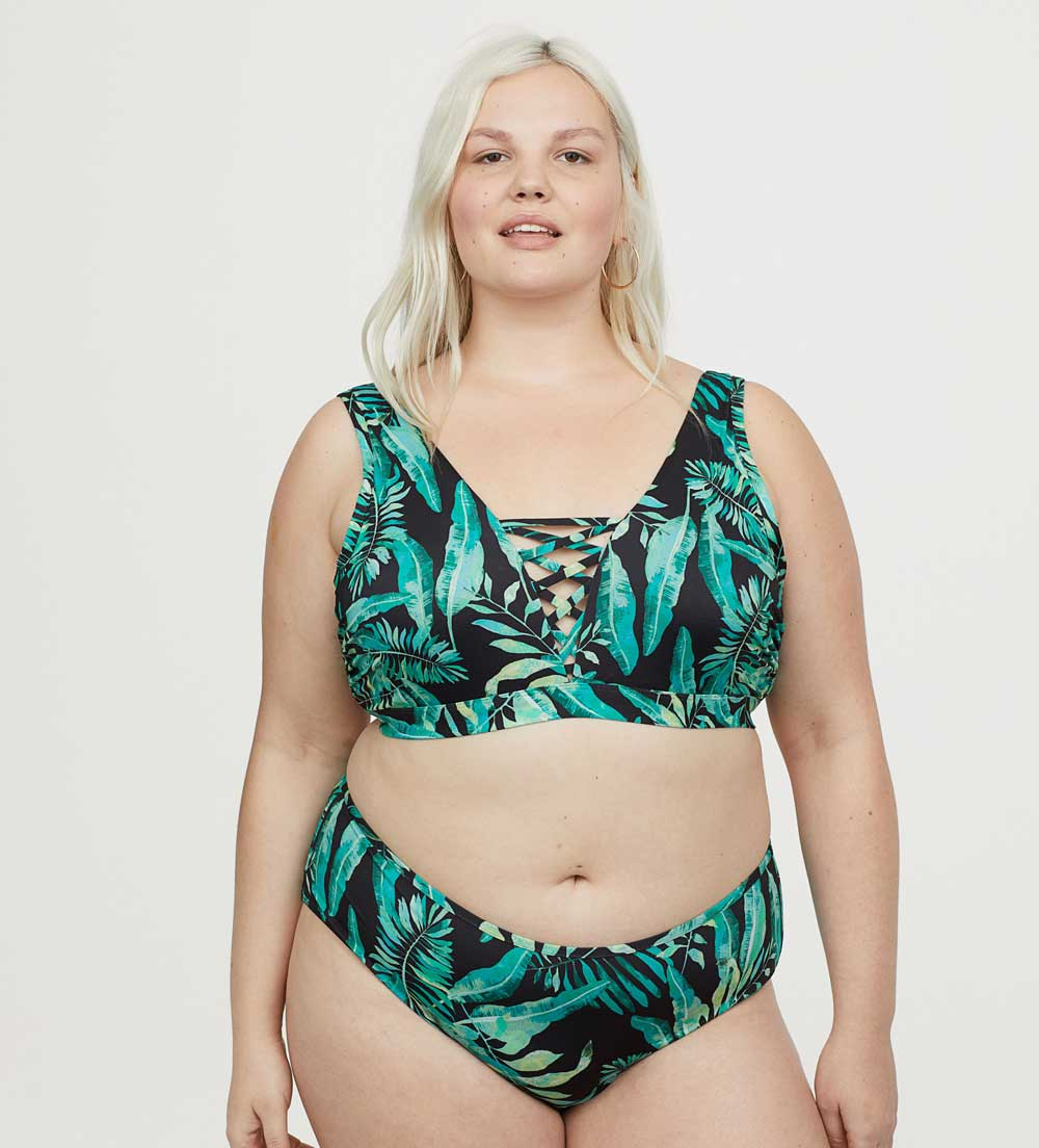 H & M costumes women curvy 2018: Photos and Prices