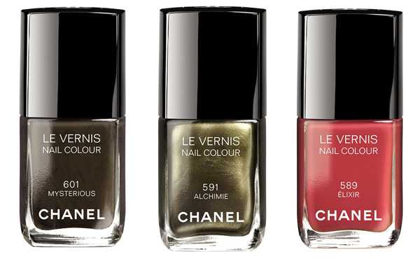enamel chanel superstition