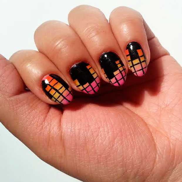 nail art beautydea tutorial