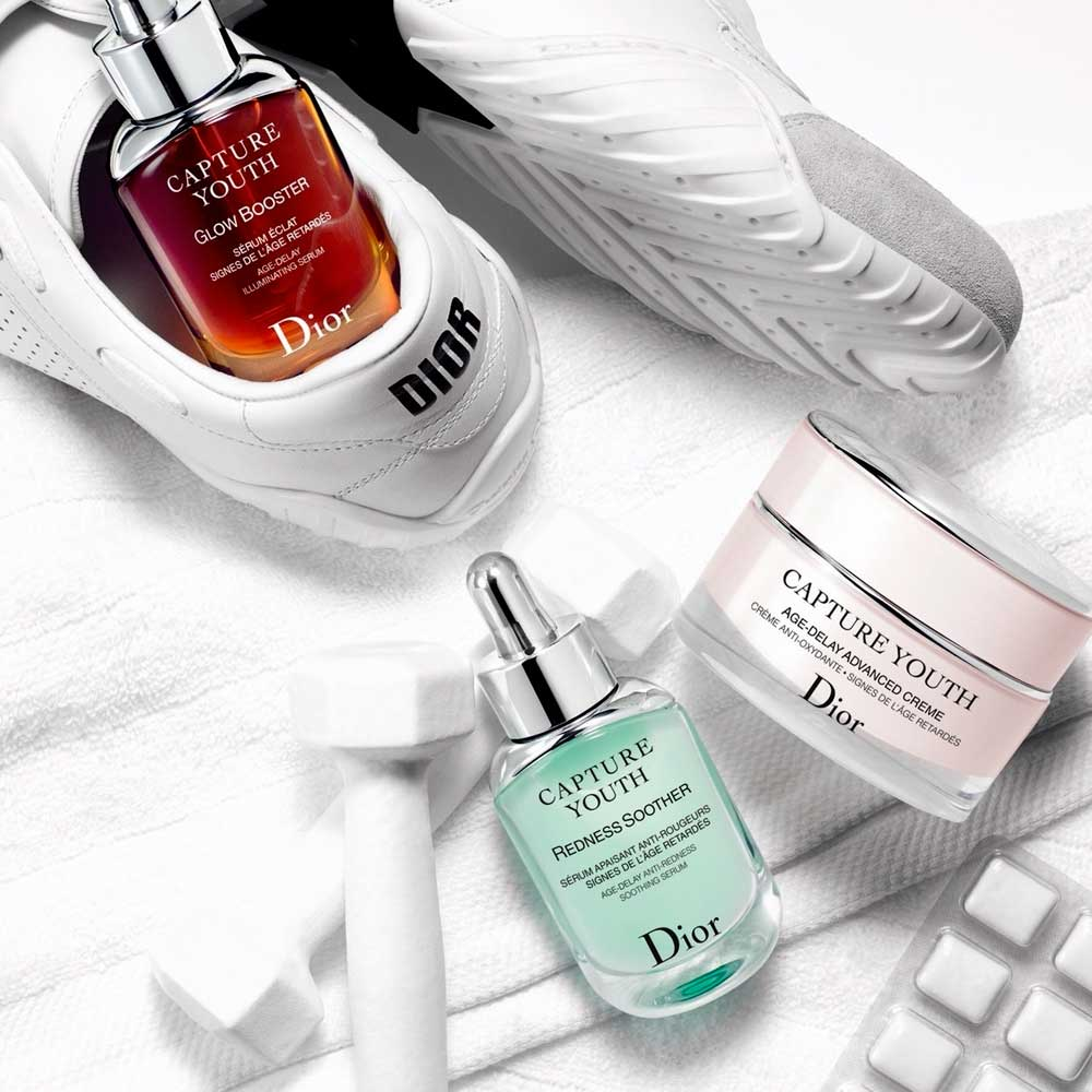 Dior Capture Youth creams and serums