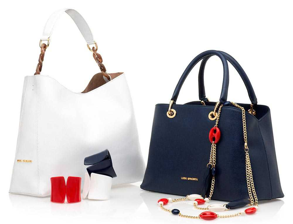 Luisa Spagnoli Accessories and Bags