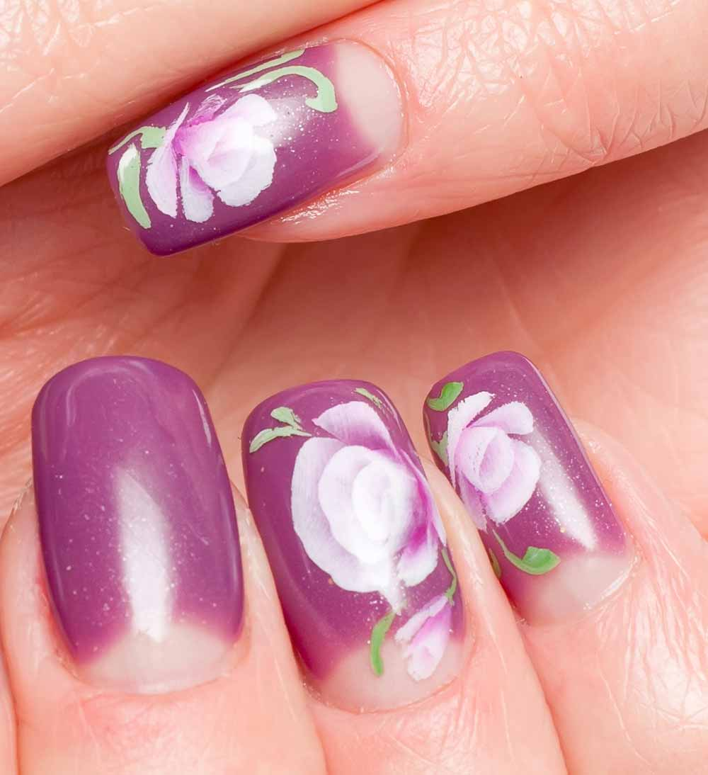 nail art decorations trends