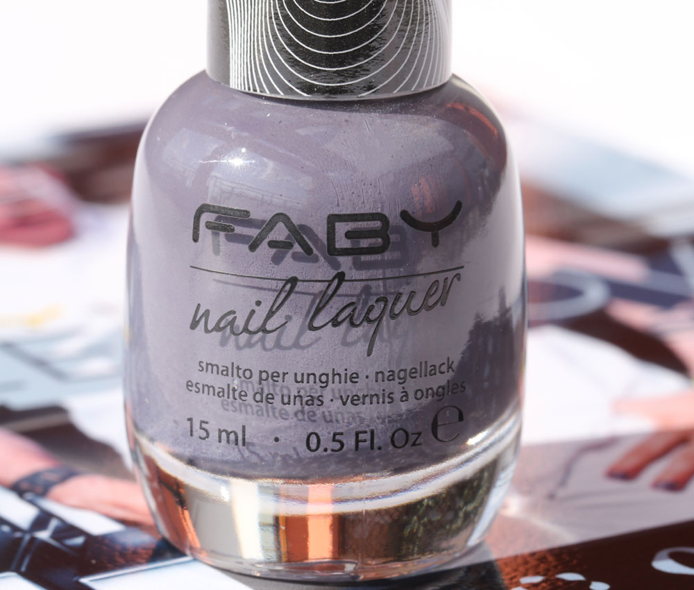 Review Smalti Faby Steel Love