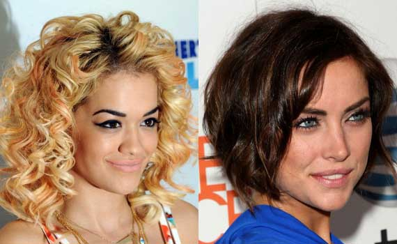 Haircuts winter 2013, ideas from the stars
