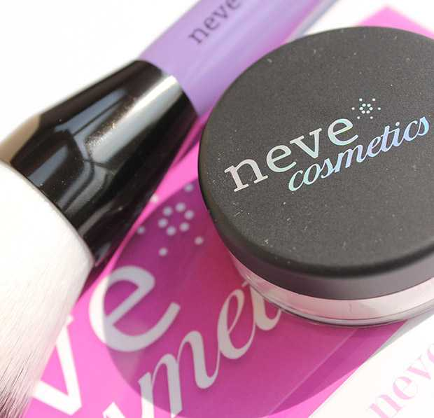 Transparent powder Neve Cosmetics