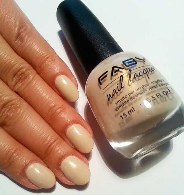 gold polish faby international