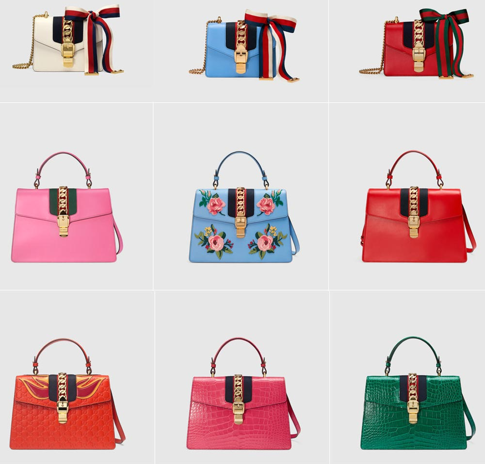 91b35e7c0d7 Gucci bags spring summer 2017  Photo Collection and Prices - Our ...